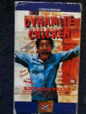 RICHARD PRYOR+ * DYNAMITE CHICKEN (Rare VHS Video Tape in cardboard sleeve)