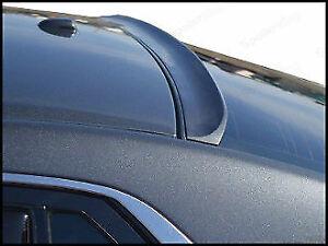 HOLDEN CRUZE  REAR WINDOW SPOILER - MATTE BLACK