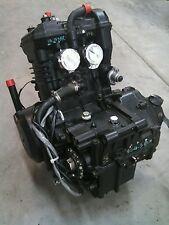 09 KAWASAKI NINJA 250 EX250 J  COMPLETE ENGINE MOTOR