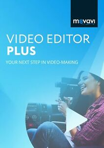 Latest Release: Movavi  Video Editor 2021 Plus