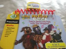 My First Leap Pad Learn Dance and Song with the Wiggles Book and Cassette