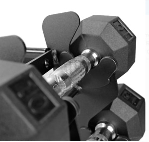 XPRT Fitness Heavy-duty Dumbbell Rack – Dumbbell Storage Rack, Holds up to 400