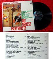 LP Johnny Mann Singers Spike Jones Sidney Bechet Die gr