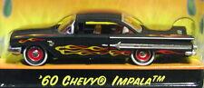 JADA 60 1960 CHEVY IMPALA ROAD RATS FLAMED CUSTOM STYLE HOT ROD CHEVROLET CAR
