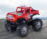 Bausteine Xingbao Rot Monster LKW Fernbedienung Modell Geschenk Spielzeug 739PCS