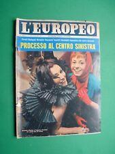 L'Européen 1964 Cortese Fellini Ava Gardner Sue Lyon Burton Richard Liz Taylor