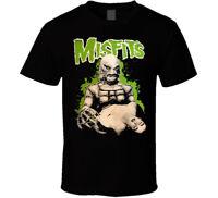 Vintage Misfits  Creature From The Black Lagoon t-shirt gildan reprint