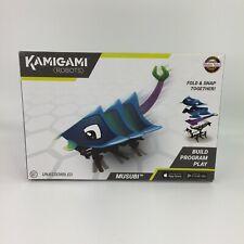 Kamigami Musubi Battle Robot Kit Build Program Play Control W/ Cellphone NEW