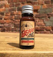 Bobos Barba Company 10ml barba olio. aiuta a crescere la barba, protegge, riparazioni