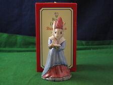 "Royal Doulton Bunnykins"" Reloj De Sol"" Serie 2000 db213 Estatuilla En Caja rd3889"