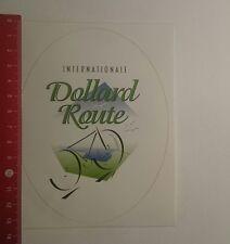 Aufkleber/Sticker: Internationale Dollard Route (23011795)