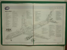 1/2000 ARTICLE 4 PAGES EN ALLEMAND GERMAN TUPOLEV TU-204 AIRLINER CCCP ECORCHE