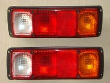 2 Rear Tail Lights Stop Lamps for Truck Mercedes Dodge Sprinter Bulbs operating