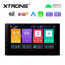 XTRONS Android 10.0 8-Core Car GPS Stereo Radio 4+32GB Wifi 4G DAB 2K Video TPMS