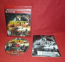 Need for Speed: The Run -- Greatest Hits Edition (Sony PlayStation 3 PS3, 2011)