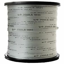 """USA Made 3/4"""" x 5000' 2500 Lb Polyester Pull Tape / Mule Tape"""