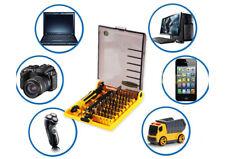 45pc in 1 Precision Hex Torx Star Screwdriver Set & Bits Mini Repair Tool Kit
