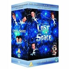 Lost in Space Complete Seasons 1-3 5039036023030 DVD Region 2