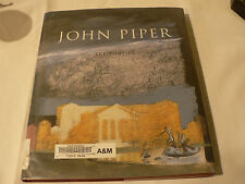 John Piper : The Forties by David F. Jenkins (hardcover, 2000, G+)