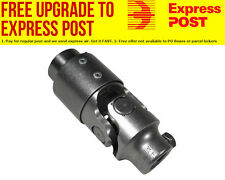 """Borgeson Borgeson Steel Vibration Reducer/Universal Joint Combination 3/4""""DD  T7"""