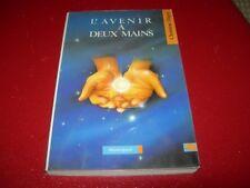 L'AVENIR A DEUX MAINS    CHRISTINE  DAGUY   1992