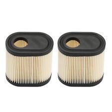 36905 2pcs Air Filters For Tecumseh LEV100 LEV120 LV195EA OVRM105 OVRM120 5.5 HP