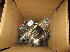 1 pound box of steam punk vacuum tubes $7.99 & free USA shipipng