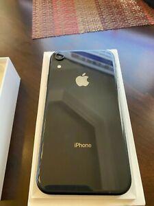 Apple iPhone XR - 64GB - Black (Unlocked) A1984 (CDMA GSM)