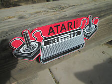 ATARI 2600 ARCADE GAME METAL SIGN Quality VINTAGE LOOK VIDEO PINBALL AMUSEMENT