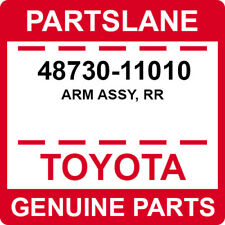 48730-11010 Toyota OEM Genuine ARM ASSY, RR