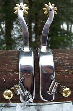 Spurs - Stainless Steel Equitation (Ladies)