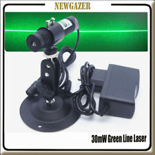 532nm 30mW Industrial Green Laser Line Module