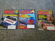 CIRCLE TRACK & Racing Technology magazines - 2002