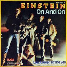 "7"" EINSTEIN On And On CHRISTIAN KOLONOVITS SUPERMAX AustroRock WEA 1979 like NEW"