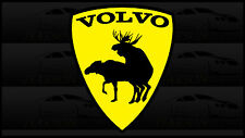 Prancing Humping Moose Sticker Decal Love Volvo Turbo Brick Slammed Euro Sweden
