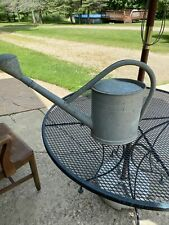 Rare Vintage German Bat Galvanized Zinc Watering Can 12.5 Tgl