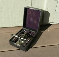 8mm Watchmakers Lathe Cross Slide Pivot Polisher Hardinge Bros. Dale