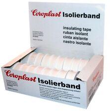 Coroplast 20 Rollen Box VDE Isoband Klebeband Isolierband  > Weiß  <