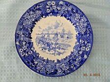 Wedgwood England Battle of Bunker Hill Dinner Plate