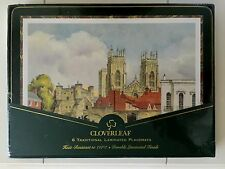 New listing New Cloverleaf Yorkshire Sealed in Box Set of 6 Made in England Placemats