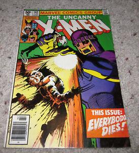 X-men 142 Fn/VF Bryne Art Cyclops Wolverine Nightcrawler Storm LOT MCU