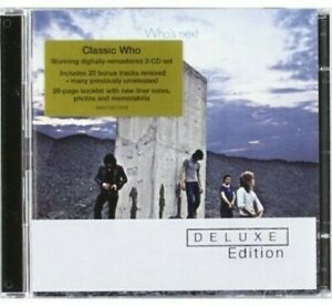 The Who - Who's Next (Deluxe Edition) [New CD]