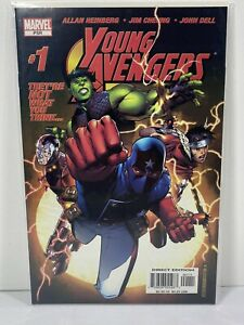 Young Avengers 1 🔥 1st appearance Young Avengers MCU