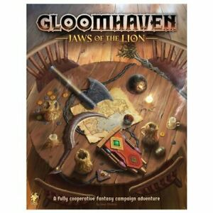Gloomhaven Subtitle Tabtle Standalone 24 Scenario Game For 1-4 Players Ages 12+