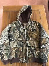 74457807d019d Camo Junior quilted jacket/coat, Size 14-16 Large Russell Outdoors