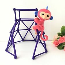 Fingerling Baby Monkey Jungle Gym Playset Interactive Pets Stand Exclusive Aimee
