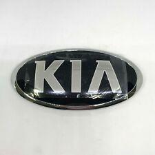 KIA Kia Rio 2001-2005 Front Hood Emblem Badge Nameplate Genuine OEM 0K34C 51725