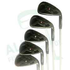 Adams XTD Eisensatz 6 - PW Stahlschaft KBS Tour flighted regular Flex Rechtshand