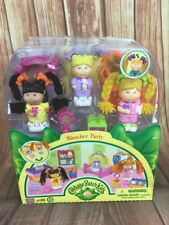 NEW Cabbage Patch Kids Slumber Party 7309 Mega Blocks 41 PCS Dolls Blocks BOXED