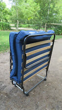 Portable Folding Single Bed